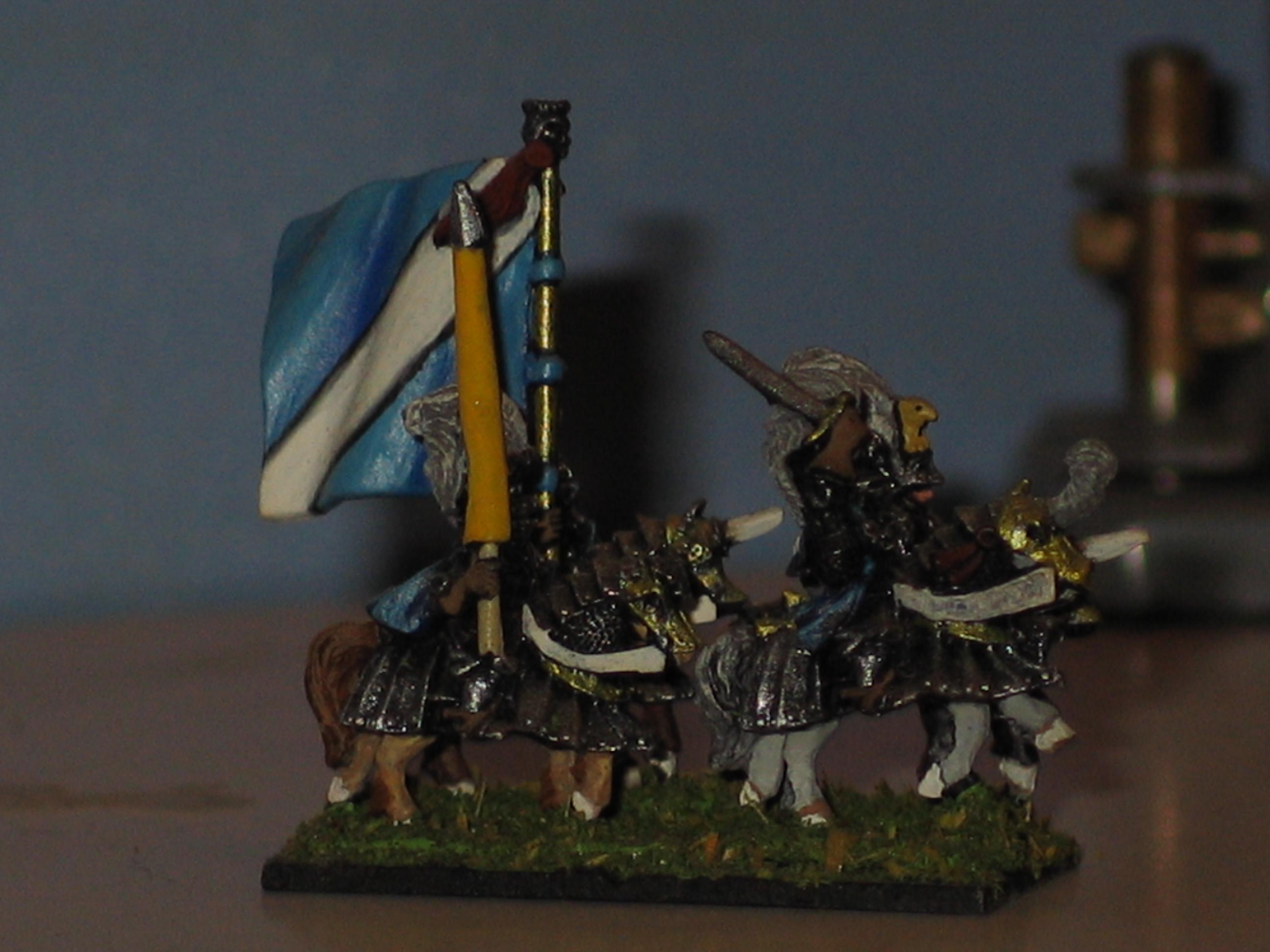 Warmaster Empire Cavalry Command