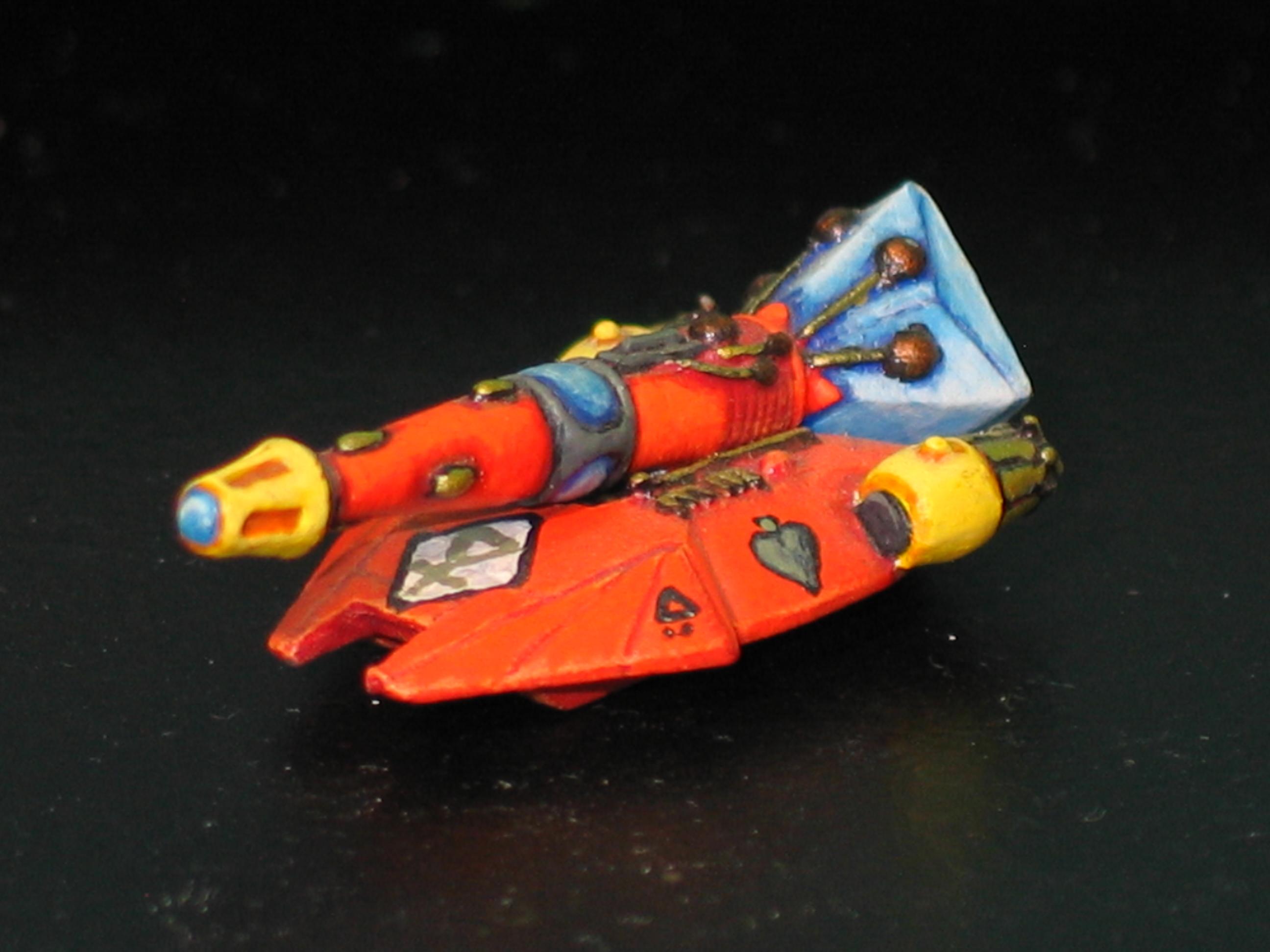 Epic Eldar Death Stalker, Mk I