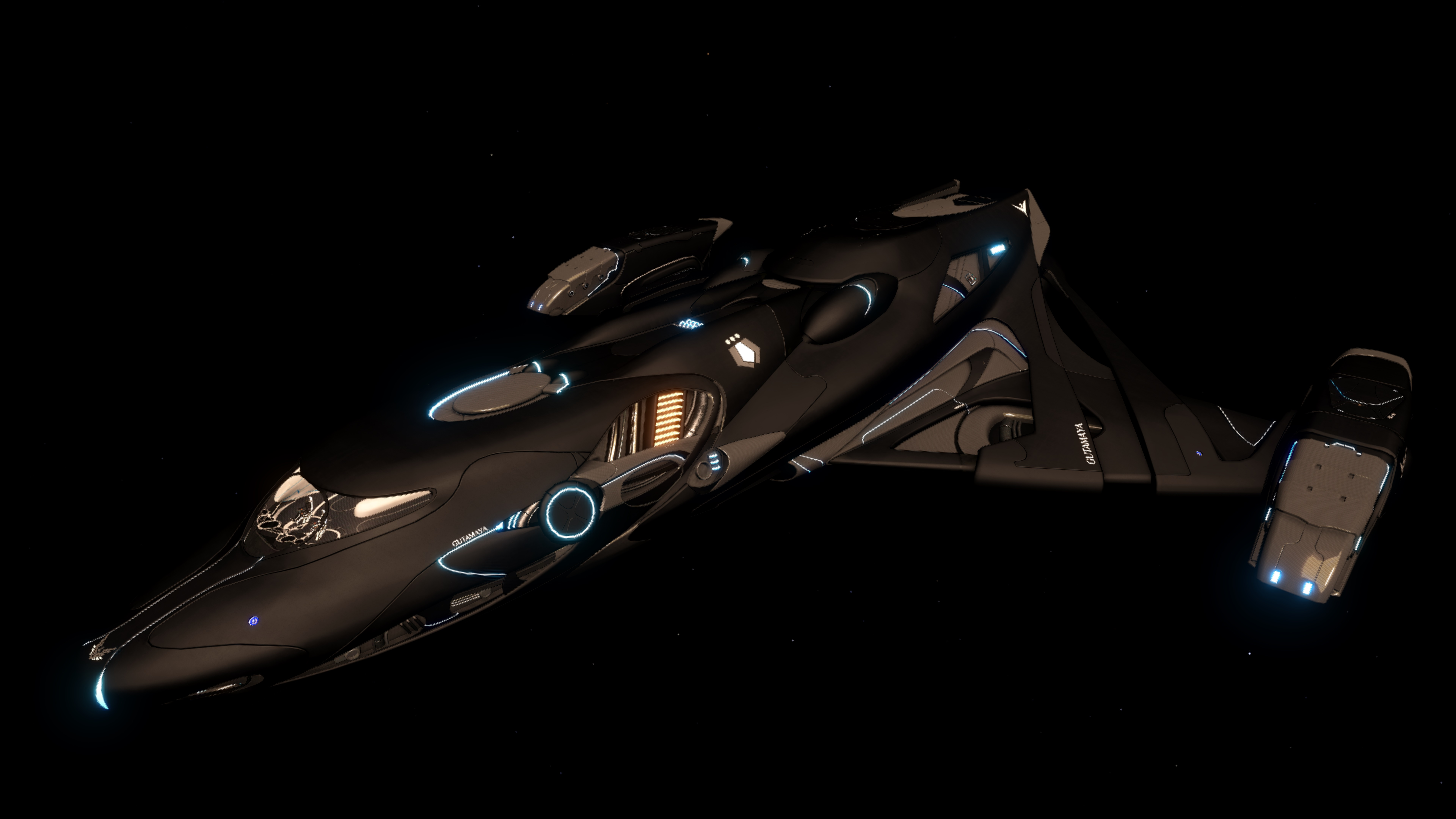 The Star Witch, my rather spiffing Imperial Clipper