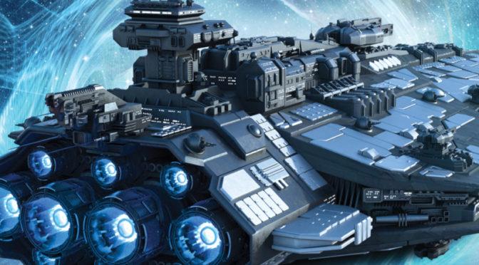 Book Review: Starship Alchemon