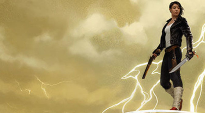 Book Review: Trail of Lightning