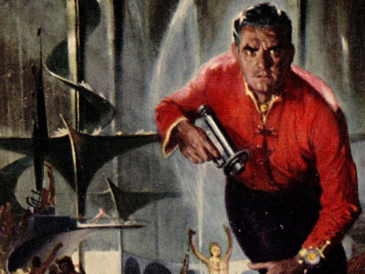 The Demolished Man (1953)