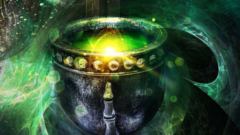 The Goblets Immortal by Beth Overmyer