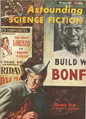 Astounding Science Fiction, February 1956