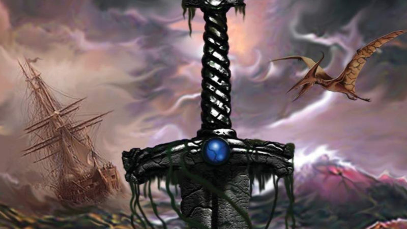 The Sea-Stone Sword by Joel Cornah