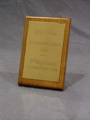 1958 Hugo Award Trophy