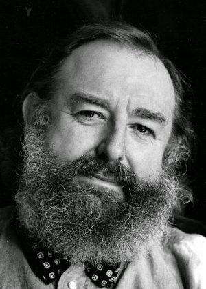 Michael Moorcock - Author Photo