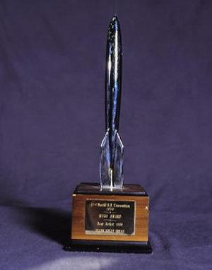 1959 Hugo Award Trophy